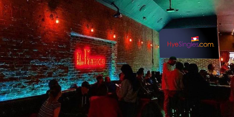 HyeSingles at the Famous